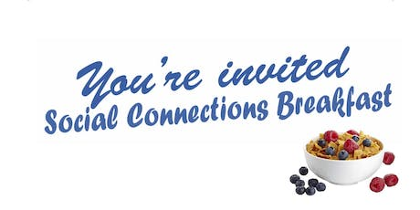 Social Connections Breakfast - Self Care in your career and Life Balance tickets