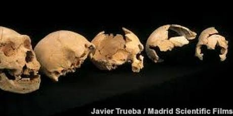 MOVIE NIGHTS: Atapuerca: the mistery of human evolution tickets