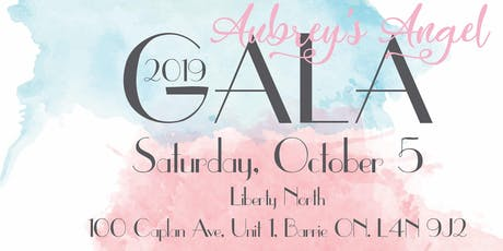 Aubrey's Angel Gala tickets