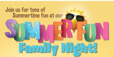 Ovation Brands® and Furr's Fresh Buffet® Celebrate Summer Fun Family Night