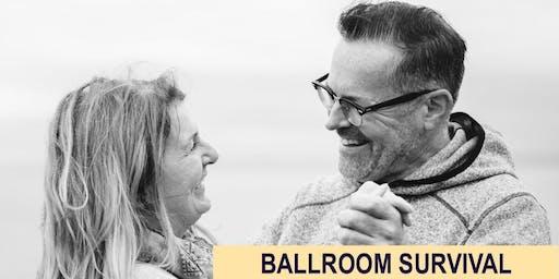 WALTZ - Ballroom Survival - Wednesdays 7pm