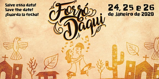 FORRÓ DAQUI 2020