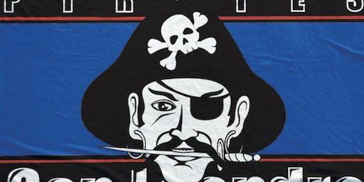 Pirates Paint Night