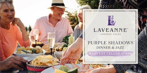 Purple Shadows Dinner & Jazz Harvest Celebration