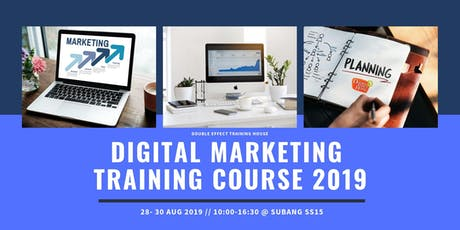 Digital Marketing Training Course (AUG) tickets