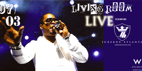 Living Room LIVE at the W Atlanta Downtown tickets