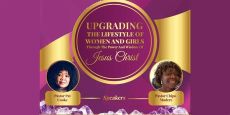 2019 United Kingdom Precious Stones Women and Girls Convention tickets