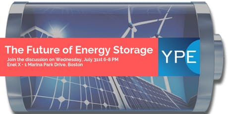 The Future of Energy Storage tickets