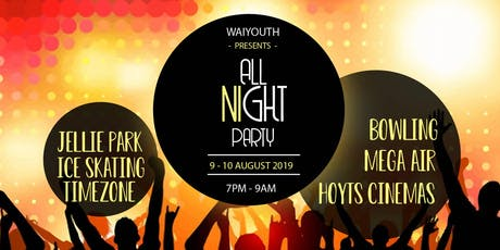 Waimakariri All Night Party tickets