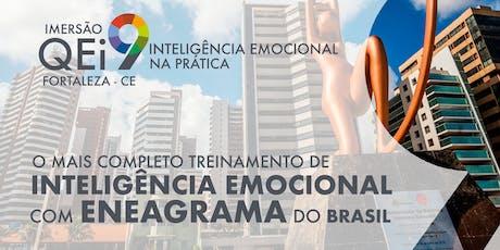 Imersão QEi9 - Inteligência Emocional com Eneagrama na Prática | 20 e 21 Julho - Fortaleza - CE  ingressos