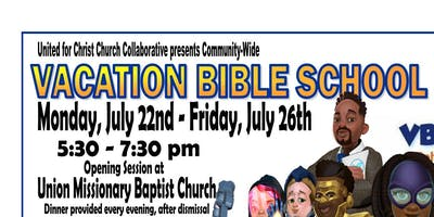 Muncie City-Wide Vacation Bible School 2019