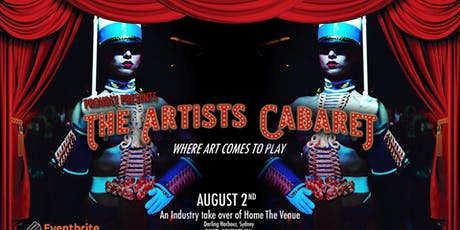 The Artists Cabaret tickets