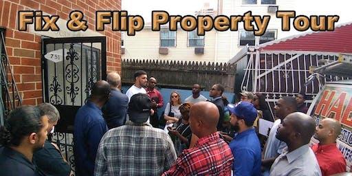 Fix & Flip Property Tour