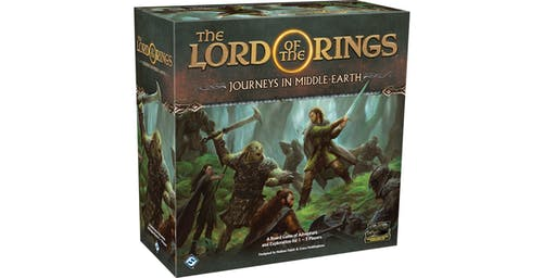 Epic Game Day 17 - Lord of the Rings - Journeys in Middle Earth