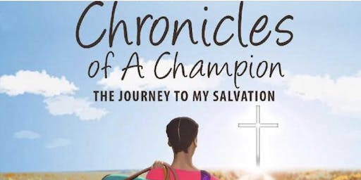 Chronicles of A Champion Book Launch