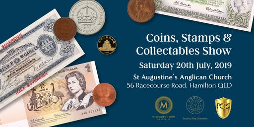 Coins, Stamps & Collectables Show | Brisbane