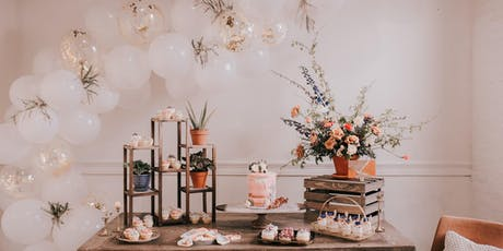 Florals, Frost, and Font Event tickets