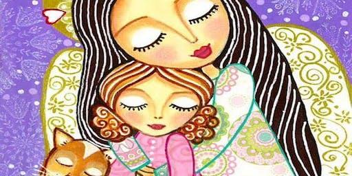 Segundo Círculo de Mujeres GranDiosas- Abrazando nuestra niña interior