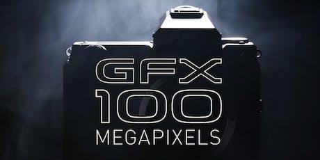 Fujifilm GFX100 Launch Event tickets