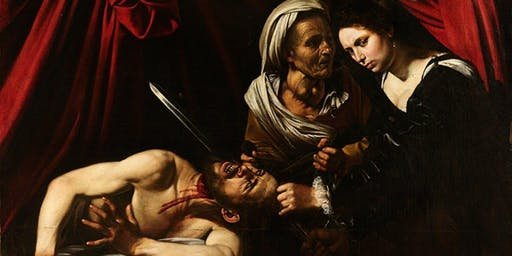 Judith and Holofernes Caravaggio Masterpiece Auction
