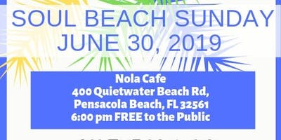 Soul Beach Sunday June