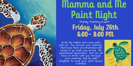 Mamma and Me Paint Night tickets