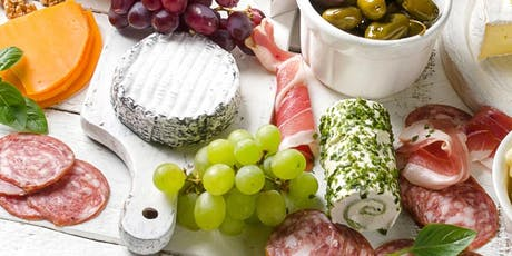 Craft Beer, Charcuterie and Cheese Pairing tickets