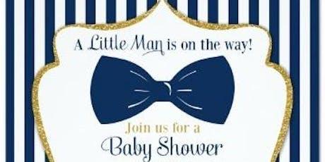 Oh Boy! Baby Shower tickets