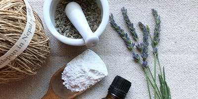 Class- Make Luxurious Clay Mask in a lavender farm with Mountain Girl Soap!