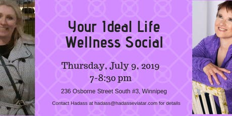 Your Ideal Life Social tickets