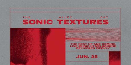 Lara Prokop + Velvet Bloom (solo) At Sonic Textures tickets