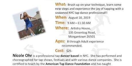 Tap Dance Workshop tickets
