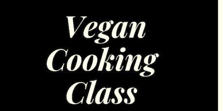 Vegan Cooking Class tickets