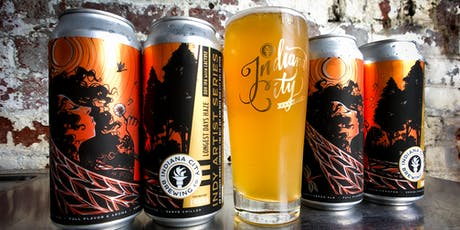 Longest Days Haze DDH IPA Can Release and Tapping tickets
