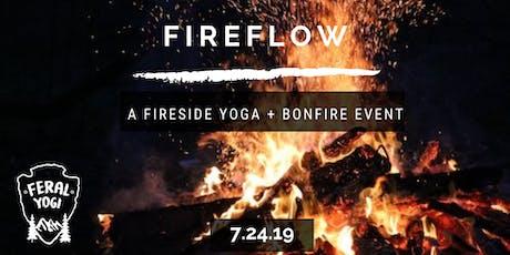 FERAL YOGI - Fireflow Yoga + Bonfire tickets