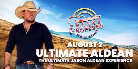 ULTIMATE ALDEAN - The Ultimate Jason Aldean Experience tickets