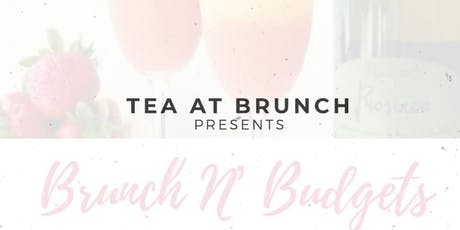 Brunch N' Budgets tickets