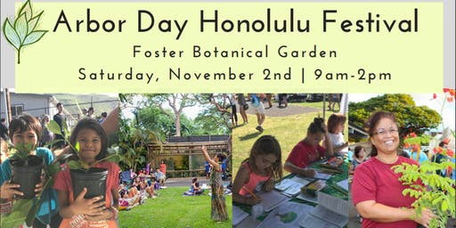 Arbor Day Honolulu Festival 2019