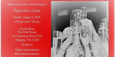Toast For A Cure tickets