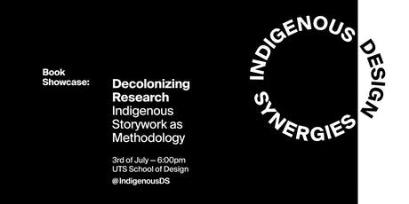 Decolonizing Research: Indigenous Storywork as Methodology Book Showcase tickets
