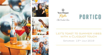 The Coolest Bar: A Veuve Clicquot Rich Party tickets