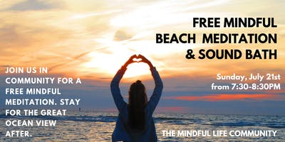 Mindful Beach Meditation & Sound Bath