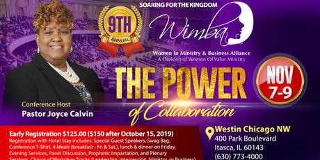 Soaring for the Kingdom: The Power of Collaboration Conference  tickets