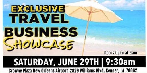 Travel Business Showcase!