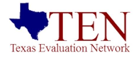 TEN Institute 2019 - Essential and Evolving Skills for Evaluators tickets