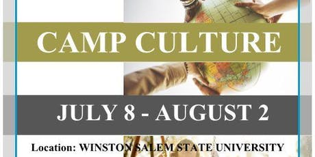 Camp Culture tickets