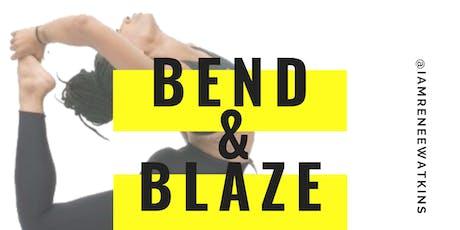 Bend and Blaze Nashville tickets