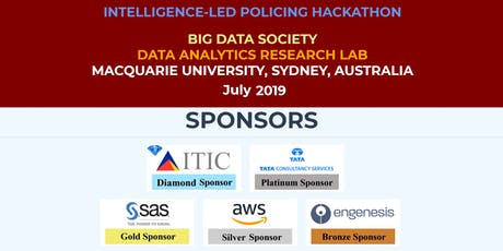 BigDataSociety Hackathon: Intelligence-led Policing tickets