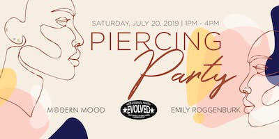 Modern Mood Piercing Party [Ohio]