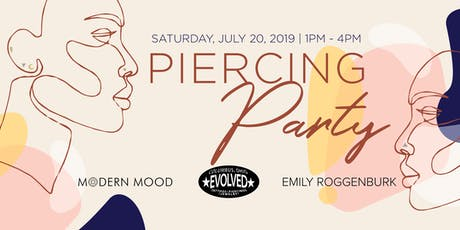 Modern Mood Piercing Party [Ohio] tickets